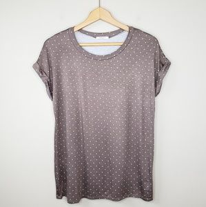 NWOT 12PM by Mon Ami | Polka Dot Tee
